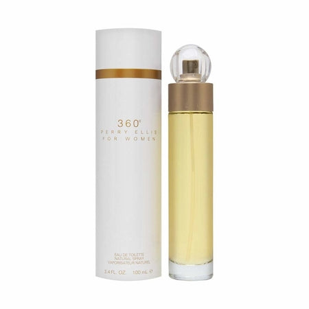 Perry Ellis 360 For Women Edt 100ml