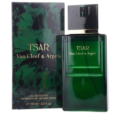 Tsar By Van Cleef & Arpels Edt 100ml
