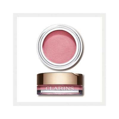 CLARINS CREAMY EYE SHADOW 02 MATTE PINK