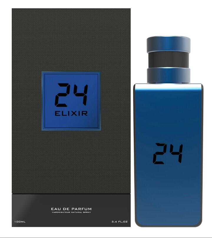 24 FRAGRANCES 24 ELIXIR AZUR EDP 100ML