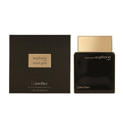 CALVIN KLEIN EUPHORIA MEN LIQUID GOLD EDP 100 ML