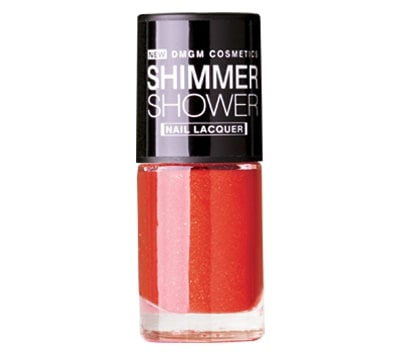 DMGM SHIMMER SHOWER NAIL LACQUER AUTUMN INFUSION