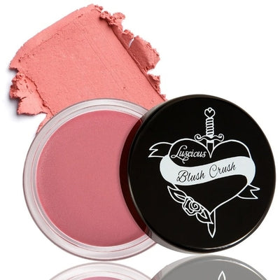 BLUSH CRUSH MATTE CREAM BLUSH 01 LUST