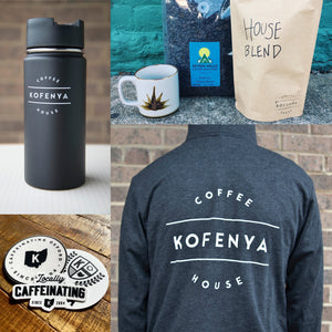 Coffee Lover Package #3