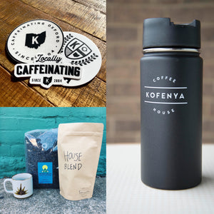 Coffee Lover Package #1