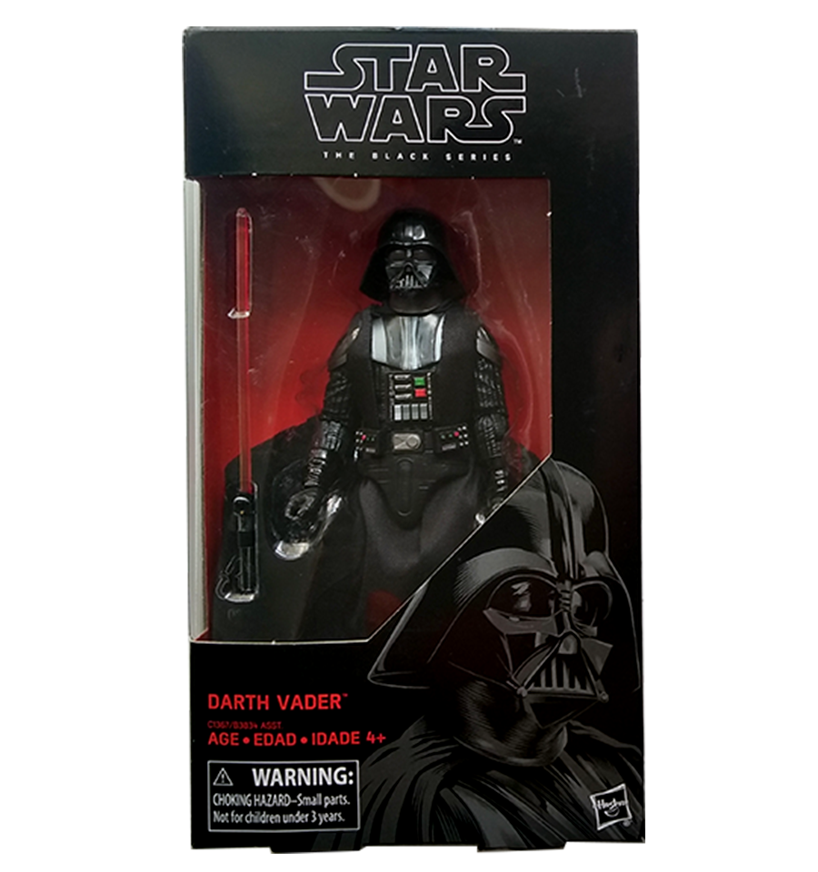 662002a2e Star Wars The Black Series Darth Vader 6-Inch Action Figure – Toys ...