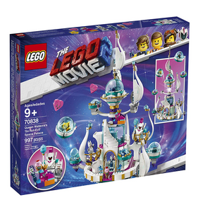 The Lego Movie 2 Queen Watevra S So Not Evil Space Palace 70838 Toys Onestar