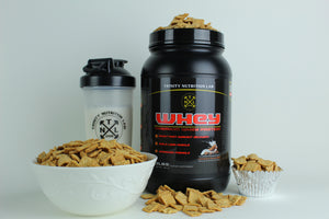 Cinnamon Cereal Milk WHEY PROTEIN