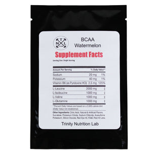 the best BCAA Watermelon (Single Serve)