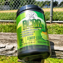 BCAA Lemon-Lime (50 servings)