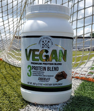 Vegan Protein Chocolate