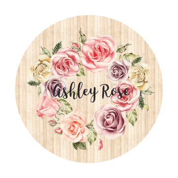 Ashley Rose Fabric