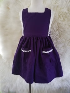 Bib Dress Size 4