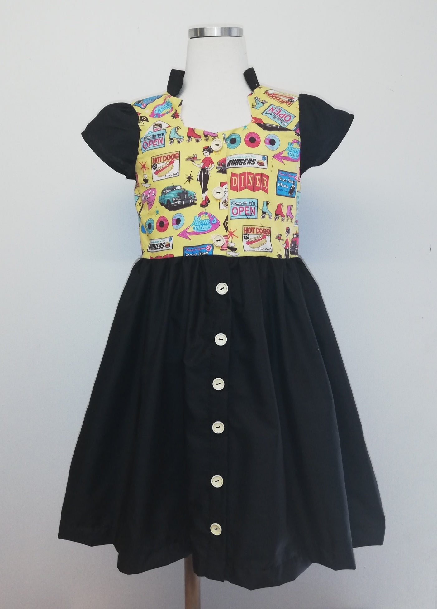 Retro Dress Size 5