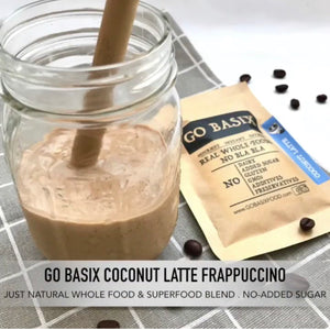 Satisfy Your Ice-Blended Coffee Frappuccino Cravings At Home