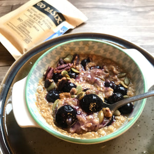 How To Make The Perfect GO BASIX Oatmeal in 3 Minutes