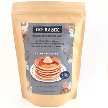 ALMOND LATTE Flourless Pancake Mix : Family Pack 350g