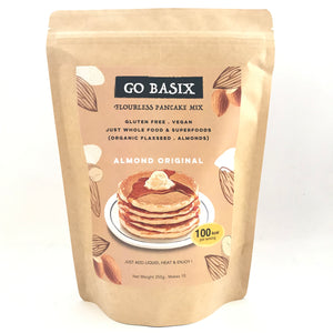 ALMOND ORIGINAL Flourless Pancake Mix : Family Pack 350g