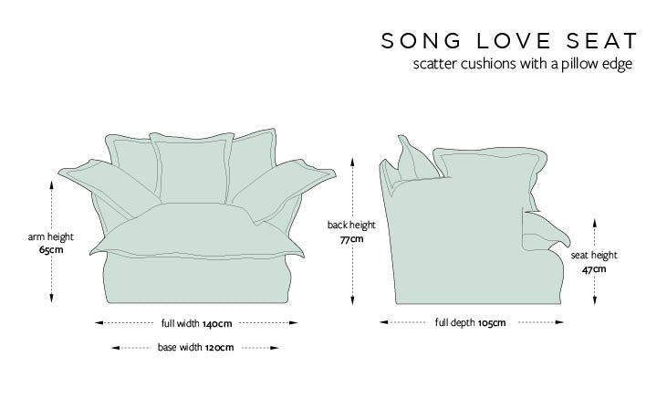 Song Love Seat