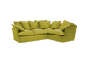 Corduroy Song 2X3M Left Corner Sofa