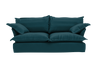 Long Pile Velvet Song Standard Sofa