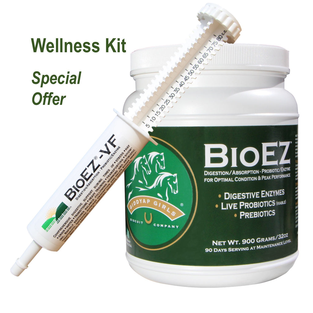 BioEZ Veterinarian Wellness Kit