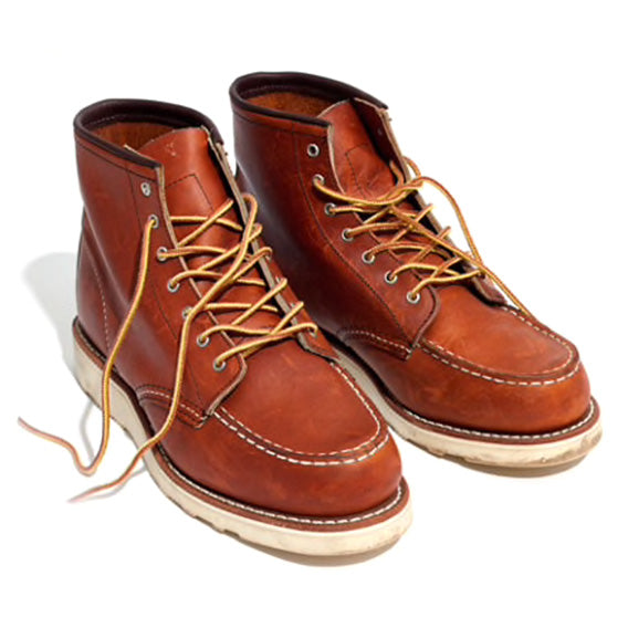 Mens Shoes Rust & Co