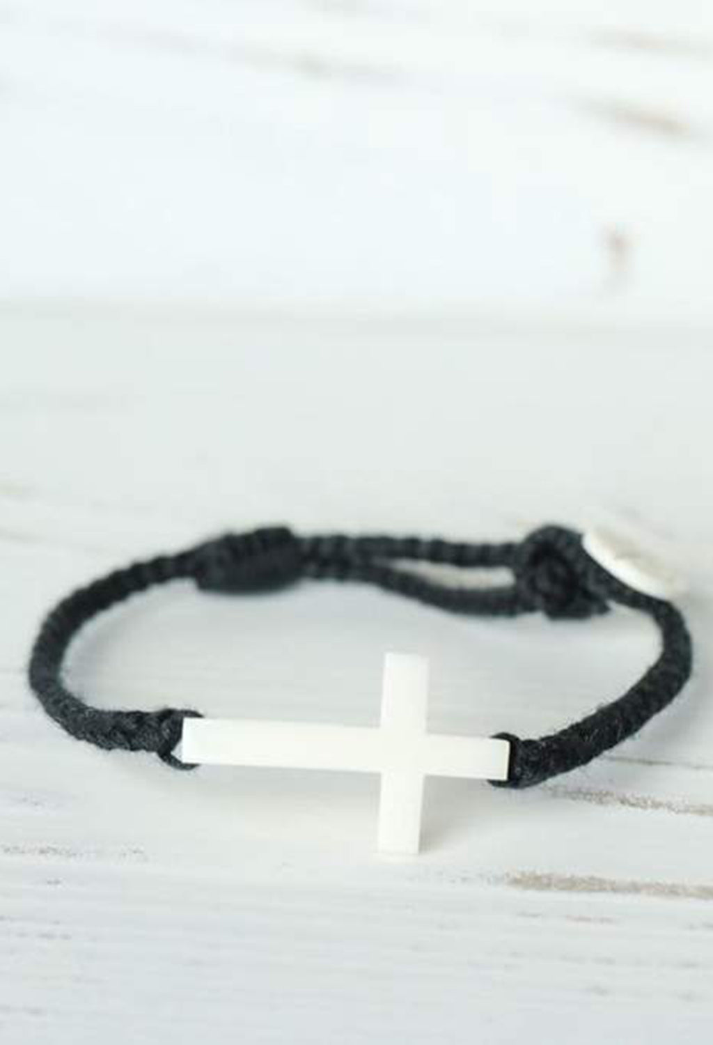 Cross Bracelet - RUST & Co.