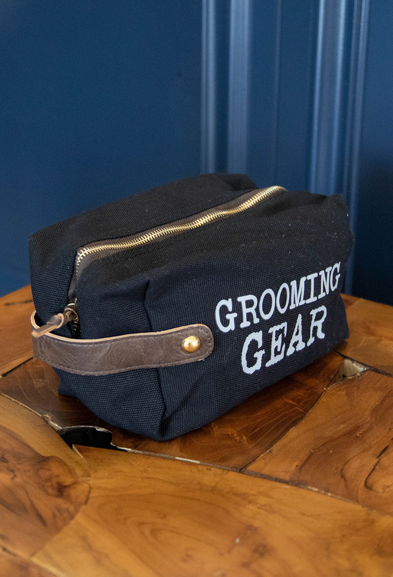 Sentiment Canvas Dopp Kit