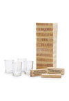 Stumbling Blocks w/ Shot Glasses - RUST & Co.