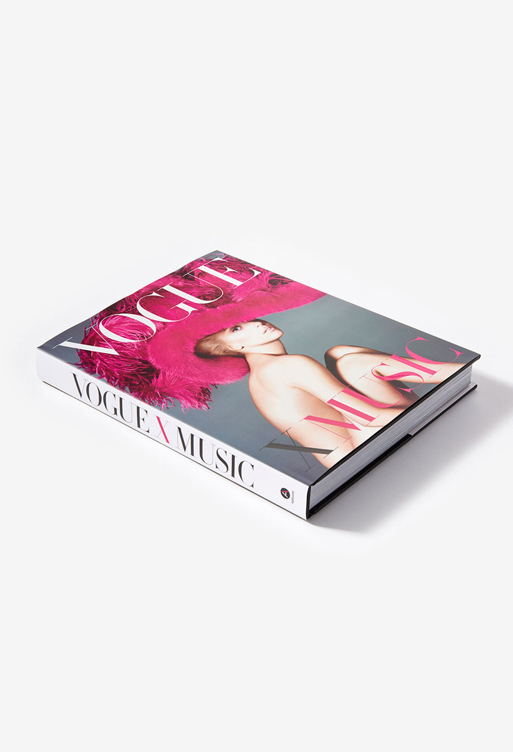 Vogue x Music Hardcover Book