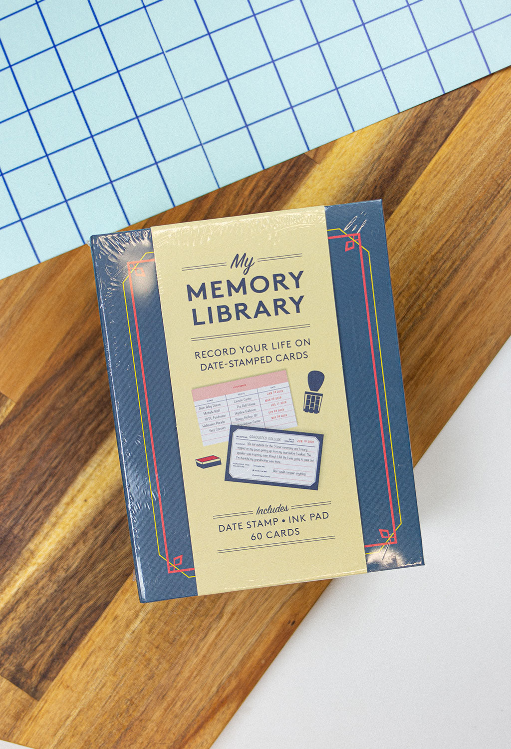 Memory Library (Kit) - RUST & Co.