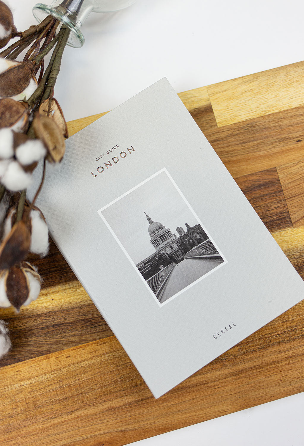 Cereal City Guide: London - RUST & Co.