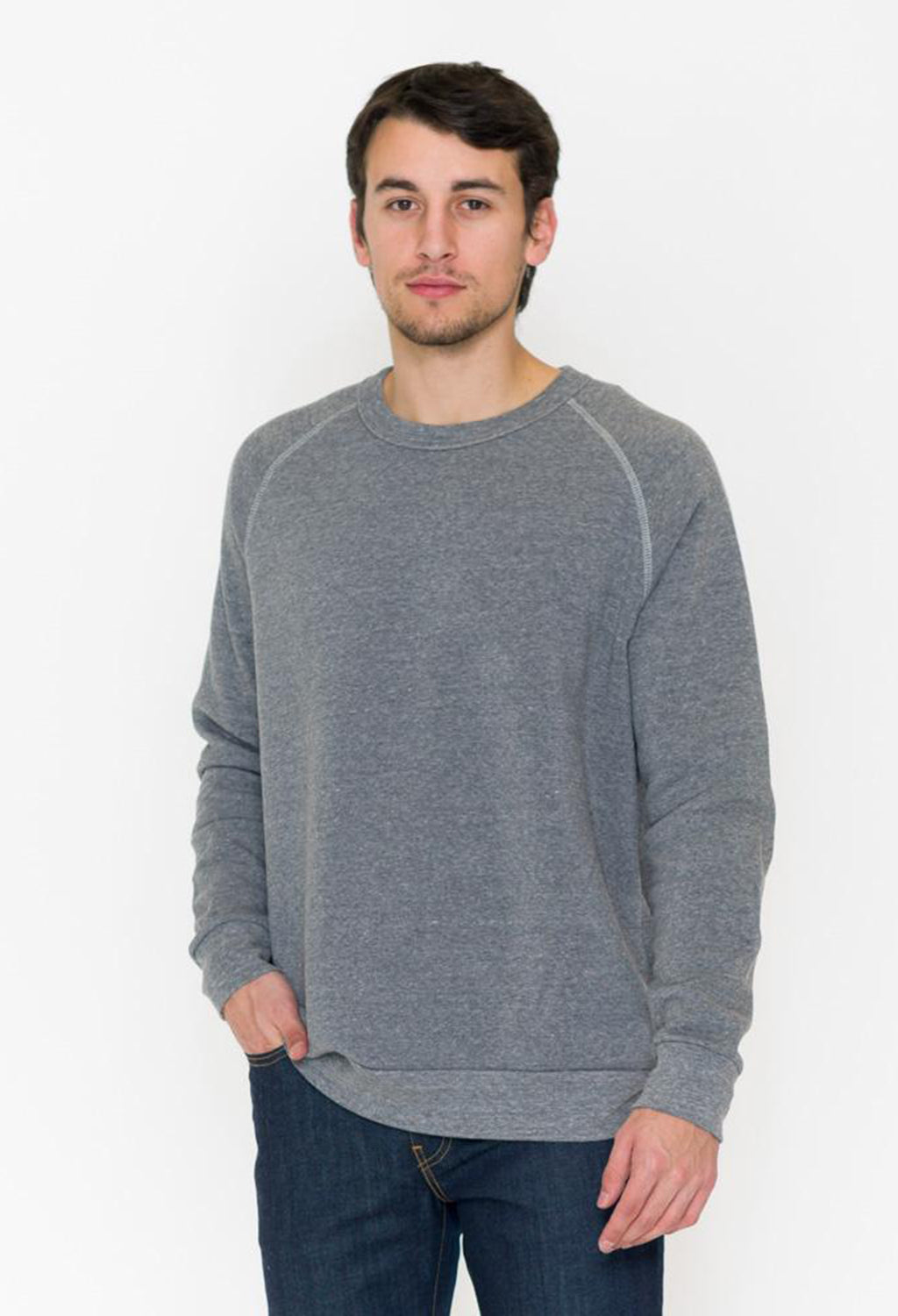 Alternative Champ Eco Fleece Sweatshirt - RUST & Co.