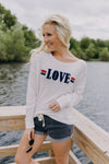 PJ Salvage Love Sweatshirt - RUST & Co.