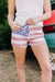 PJ USA Love Shorts