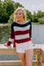 Riley Top Cotton Sweater