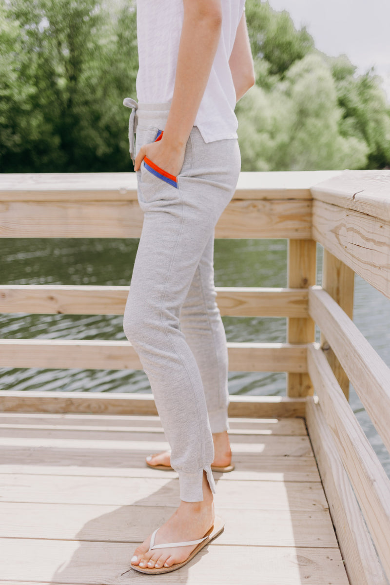 Sundry Relaxed Terry Jogger