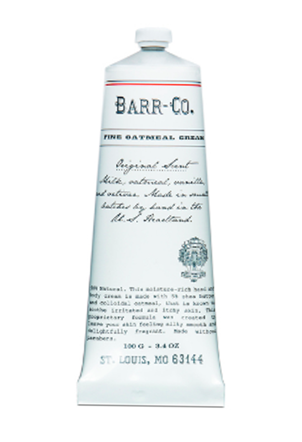 Barr Co. Original Scent Hand and Body Cream - RUST & Co.