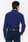 Bonobos Calvin Check Washed Button Down - RUST & Co.