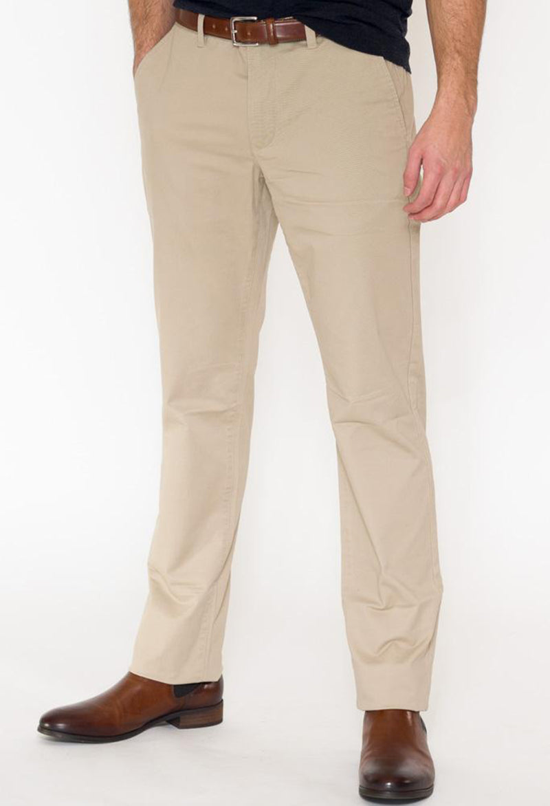 "Bonobos Stretch Washed Chino Slim 34"" - RUST & Co."