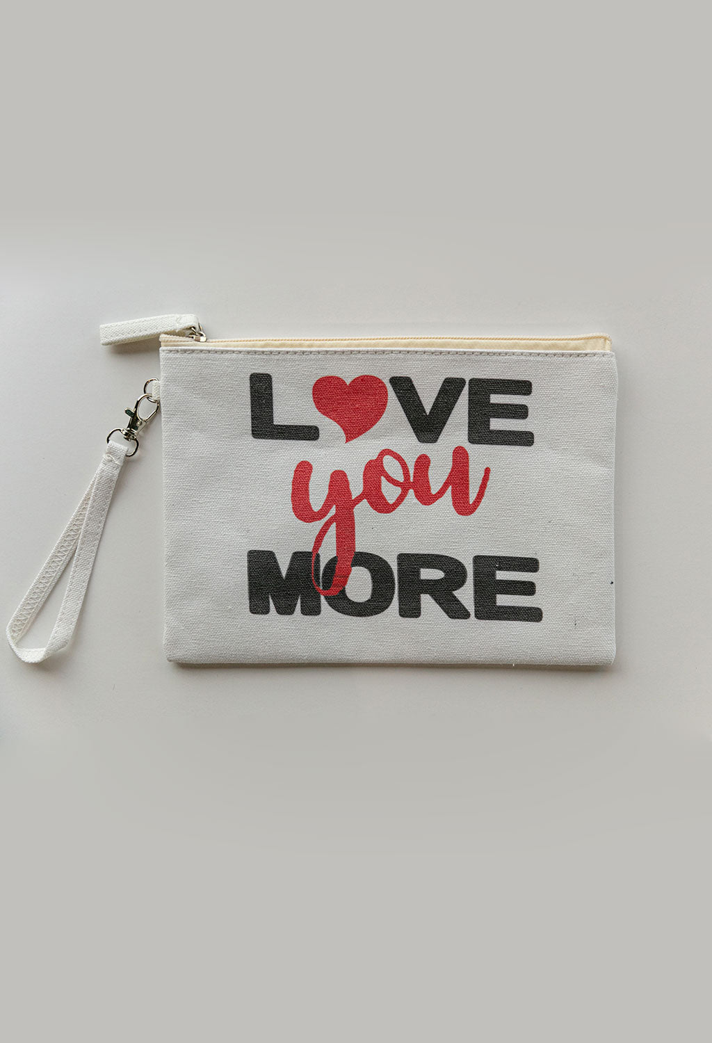 Love You More Pouch, Large