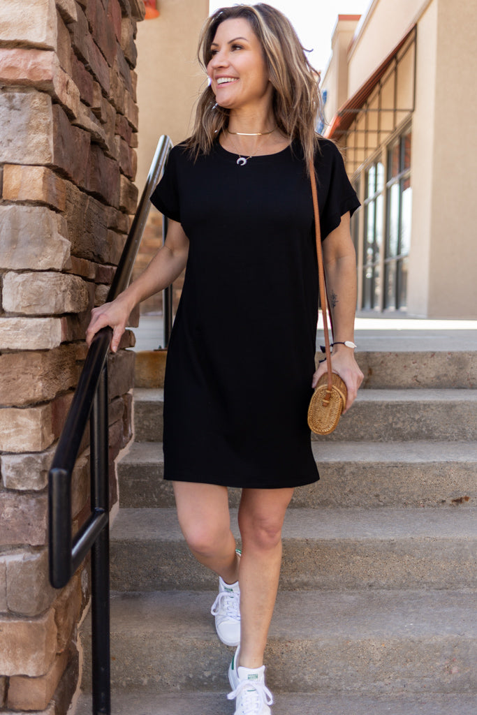 Lea T-shirt Dress