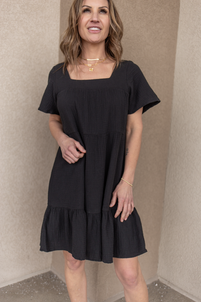 Rails Valentina Gauze Dress