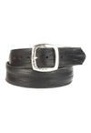 Cai Black Skrunch Belt - RUST & Co.