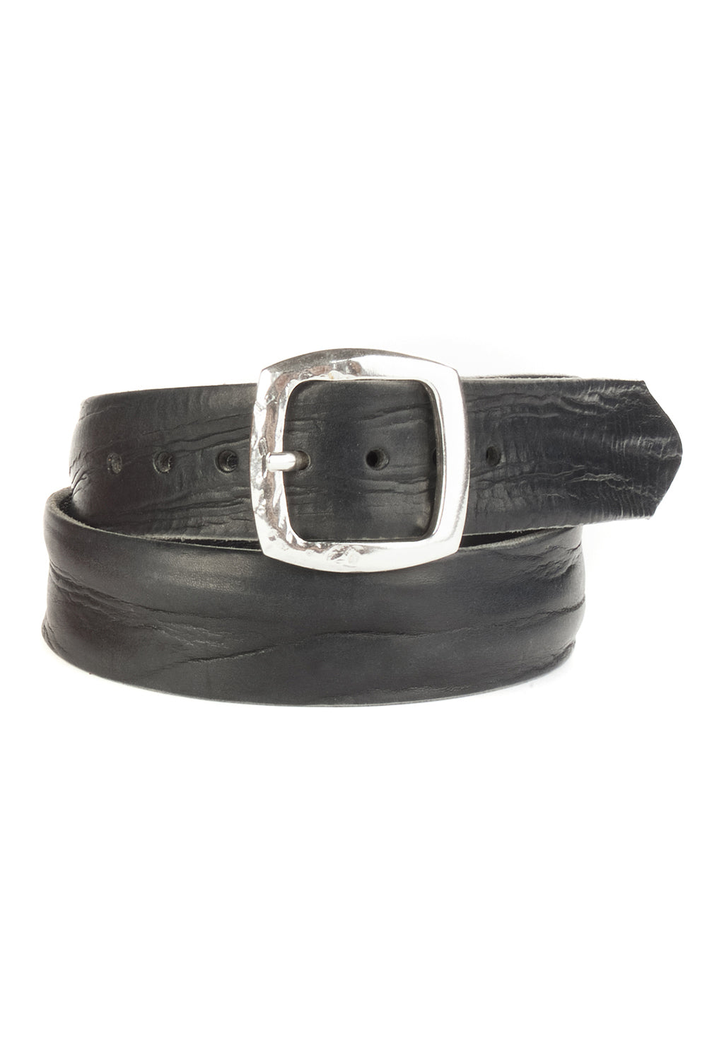 Cai Black Skrunch Belt