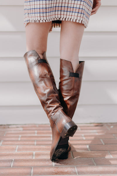 Cleo Knee High Boot - RUST & Co.