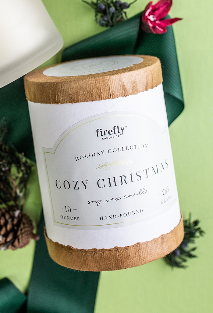 Cozy Christmas 10 oz. Soy Candle