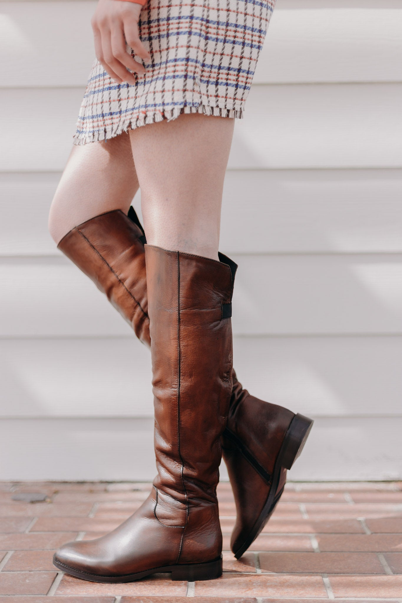 Cleo Knee High Boot