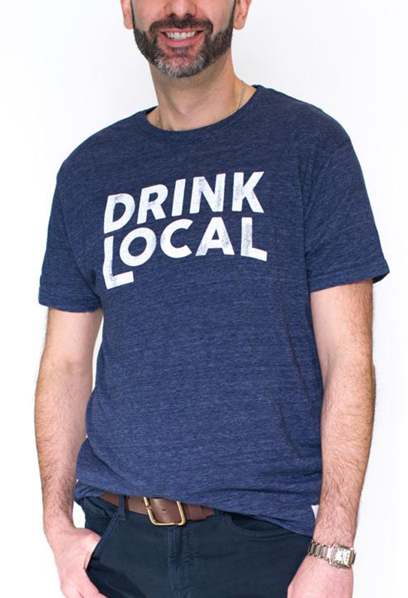 Drink Local Graphic Tee - RUST & Co.